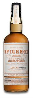 Spicebox Canadian Whisky Spiced 750ml